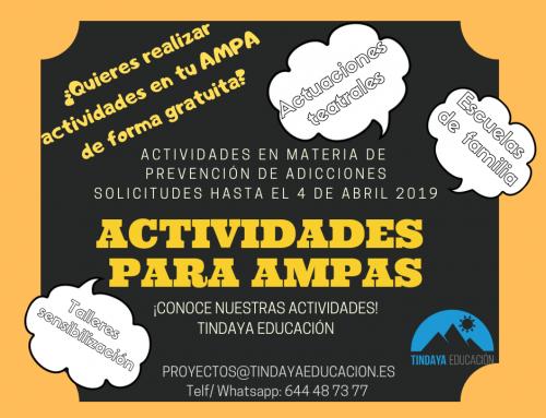 Actividades para centros educativos